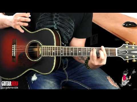 Gitarre lernen: You Got It - Roy Orbison (Akustik DeSade GUITARNERD)