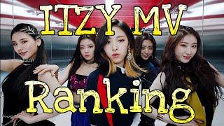 ITZY 'DALLA DALLA' MV RANKING