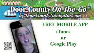 Free Door County Mobile App