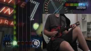 Rock Revolution (PS3) - Somebody Told Me (Expert Guitar)
