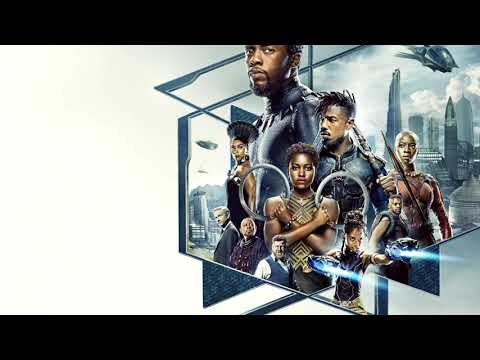 Ab Soul, Anderson  Paak, James Blake - Bloody Waters (Black Panther Soundtrack)
