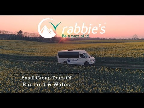 Rabbie's Small Group Tours Of England And Wales