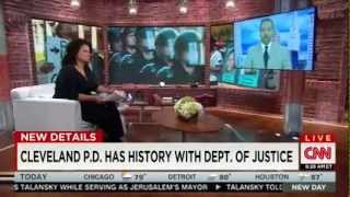 CNN Seeks Police Insight from Dr. Patrick Oliver