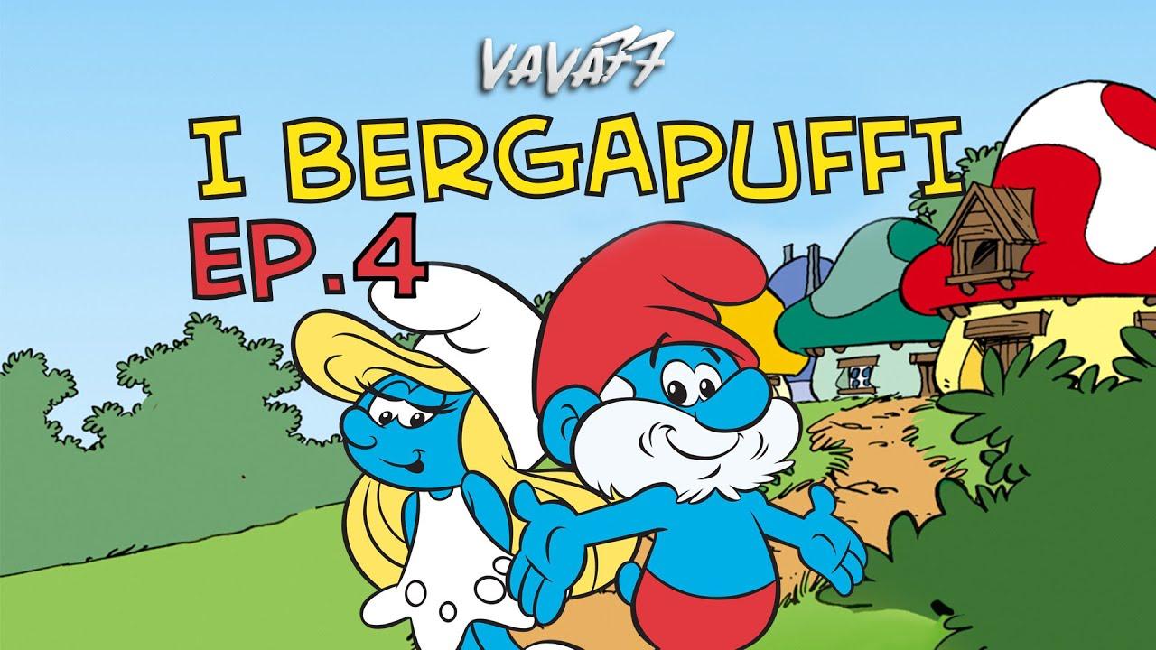 I BERGAPUFFI - episodio 4