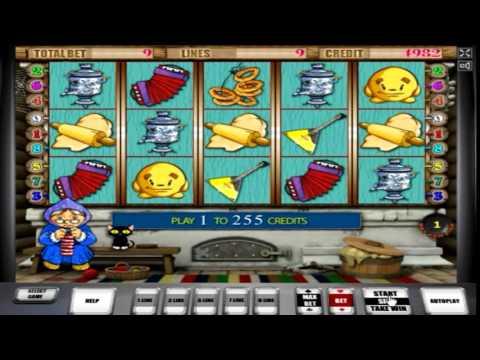 Обзор игрового автомата Печки (Keks) - характеристики и правила