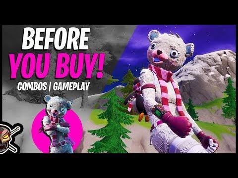 BUNDLES In-Depth Before You Buy | Gameplay | Back Bling Combos (Fortnite Battle Royale)