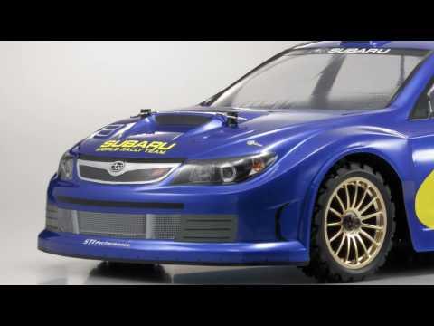 Kyosho EP Fazer Rally Subaru Impreza STI WRC