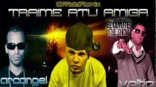 "Farruko Ft. Arcangel & Voltio - Traime a Tu Amiga ""Original"" Keko Music (Official Remix)"