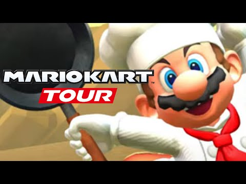 Toad Circuit R - 3DS Mario Circuit R - RMX Choco Island 1T | Mario Kart Tour RANKED from YouTube · Duration:  10 minutes 43 seconds