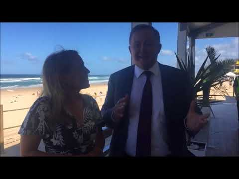 Commonwealth Games with QLD Tourism Minister Kate Jones - Tuesday, 3 April 2018