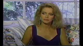 One on One with John Tesh - Donna Mills & Harold Robbins
