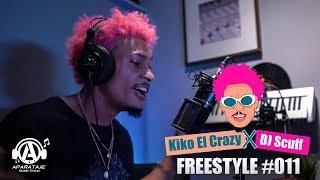 Kiko El Crazy X DJ Scuff - Freestyle #011