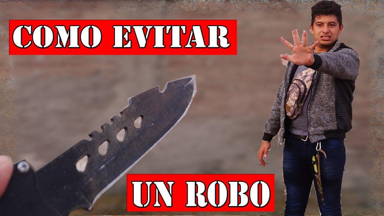 Como Evitar Un ROBO Velo Porfavor - YMX supervivencia