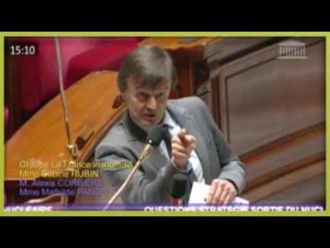 """SORTIE DU NUCLEAIRE : Nicolas Hulot face aux députés insoumis """"Mais où êtes-vous M. Hulot ?"""""""