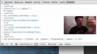 Beginners Guide to Software Development - Part 3: Basic JavaScript Data Types