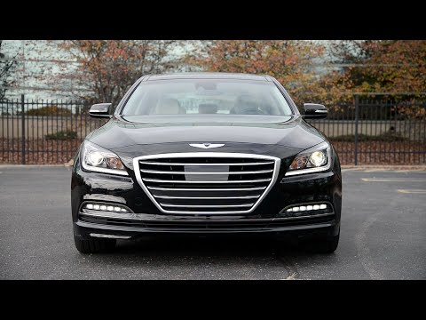 2015 Hyundai Genesis 5.0 WR TV Walkaround