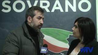 Destre Unite e Fratelli d'Italia inaugurano il circolo unico in via Croghan a San Severo