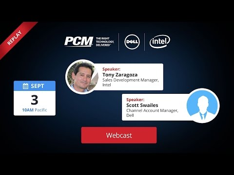 Intel and Dell: Vision for Workplace Transformation Through Innovation