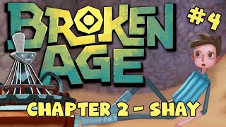 BROKEN AGE: Act 2 - Shay #4 - THAT WIRING PUZZLE