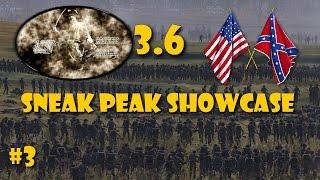 The American Civil War 3.6 - Sneak Peak #3 ~ The Siege!