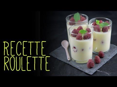 Recette : Mousse citrons framboises