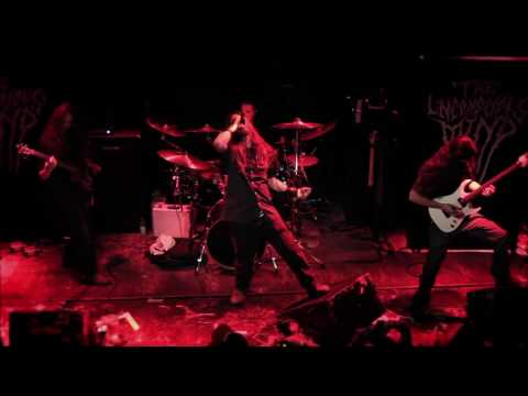 The Unconscious Mind - My Deadly Sin (OFFICIAL MUSIC LIVE VIDEO)