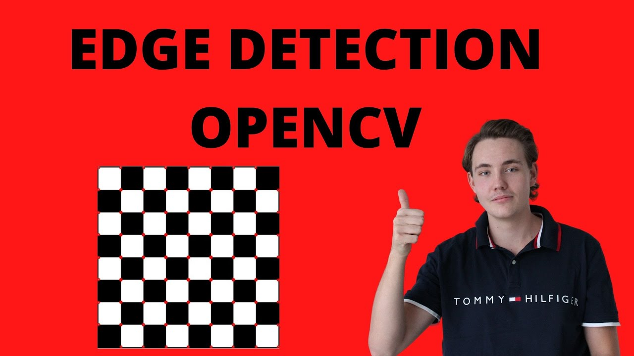 Corner Detection - Computer Vision and OpenCV C++