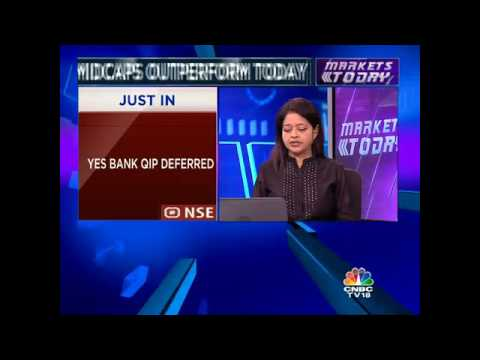 YES Bank QIP Deferred