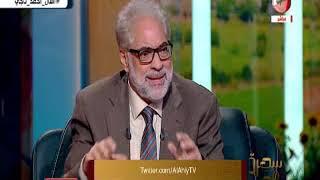 """احمد ناجى : حضرت """"محمد الشناوى"""" لمباراة اوروجواى بكأس العالم بقصة """"الشيخ الشعراوى"""""""