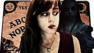 PLAYING WITH THE OUIJA BOARD  - Ask The Spirits 2 / free online horror game