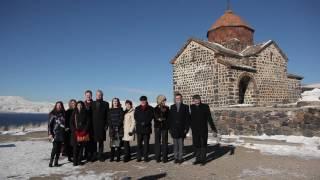 Քրիստիան Դանիելսոնի այցը Հայաստան / Christian Danielsson՛s visit to Armenia