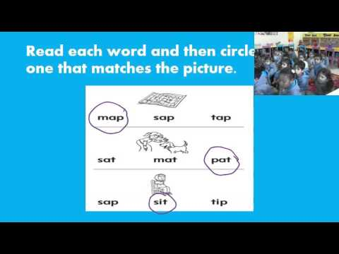 KG2, semester 2 English Exam Review - YouTube