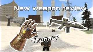Roblox Electric State DarkRP Weapon Review: Part 2