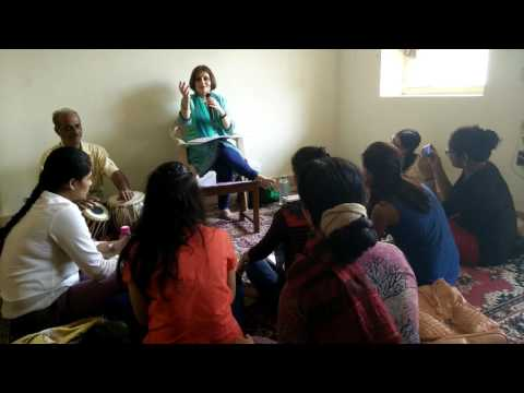 The Nuances of Thumri Singing