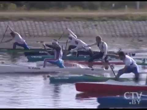 CTV.BY: Гребля в Беларуси: чемпионат мира и особенности спорта