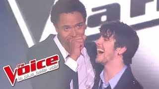 The voice 2012 | annonce du gagnant | finale