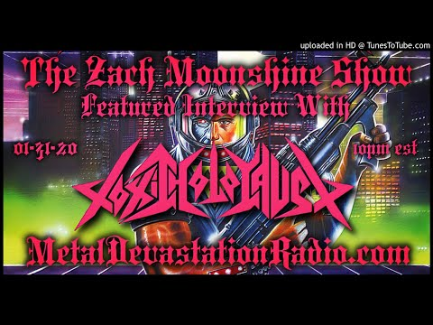 Toxic Holocaust - 2020 Interview - The Zach Moonshine Show
