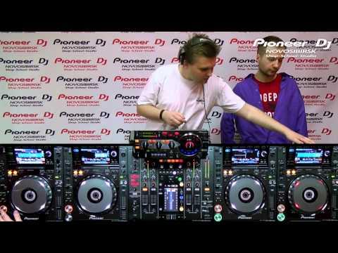 DJ Tycoos and DJ Alex Plummet (Nsk) @ Pioneer DJ Novosibirsk