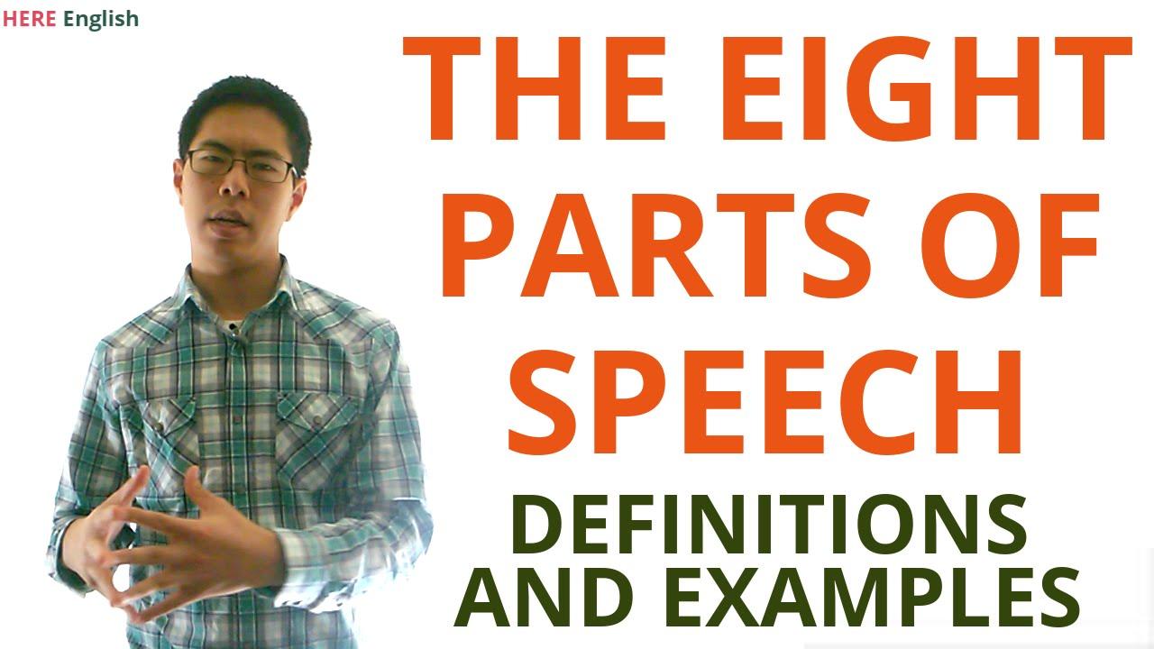 hight resolution of Parts of Speech (Grammar Lesson) - Noun