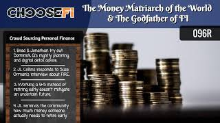096R | The Money Matriarch of the World & the Godfather of FI | Suze Orman & JLCollinsNH