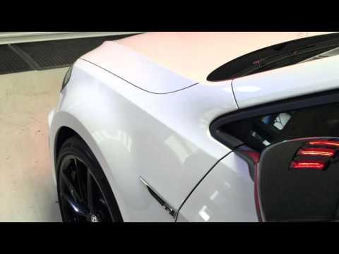 VW Golf R Wolfsburg Definitive Sydney Opti Coat Spray Gun Permanent Paint Protection Treatment