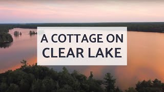 A Cottage on Clear Lake in Finger Bay