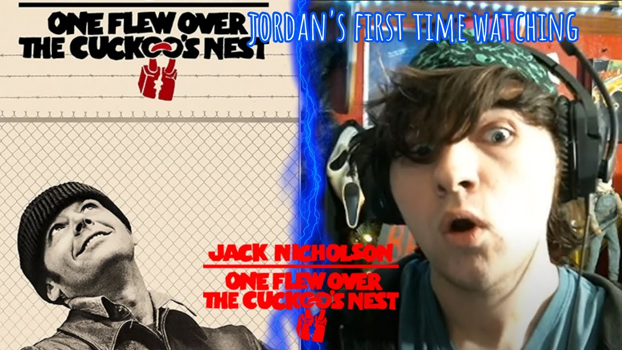"""Download One Flew Over The Cuckoo's Nest (1975) Jordan's First Time Watching/Movie Reaction """"Brilliant"""""""