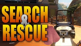 """SEARCH AND RESCUE"" is back in Black Ops 3! (Game Mode from Ghosts)"