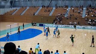 2018福井国体「ハンドボール成年男子」3位決定戦 延長後半ラスト3分