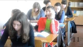 Сравнение учеников 5 и 11 классов.Одоевская средняя школа.23.05.2014