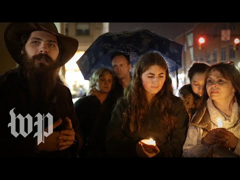 Pittsburgh residents gather to mourn Squirrel Hill shooting