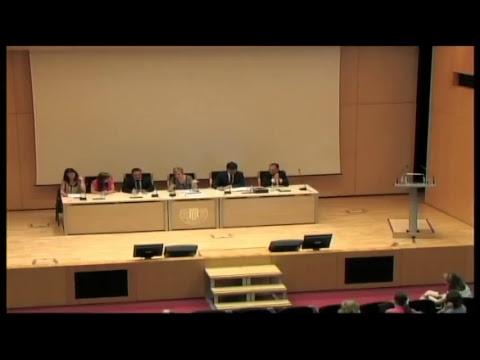 """Conferencia: """"Importancia De La Gestión Empresarial En La Gestión Sanitaria"""""""