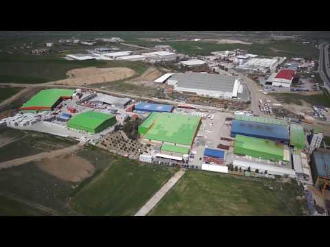 DORCE Manufacturing Facility in Ankara - Turkey