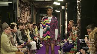 DOUBLE RAINBOUU MERCEDES-BENZ FASHION WEEK AUSTRALIA RESORT 19 COLLECTIONS